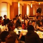居酒屋 朝次郎 - 大人数60名様までOK! 32名様・60名様など大人数にも対応。気兼ねなくゆっくりと楽しめます。