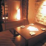 居酒屋 朝次郎 - 朝次郎の個室は少人数からありますよ。2名~4名、6名~8名の個室がたっくさん!