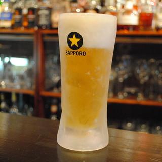美味しい生ビールをご提供させていただきます。