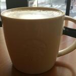 スターバックス・コーヒー 名古屋大須万松寺店 - マグカップでいただきます