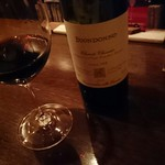 アル リコルド - 四杯目も希少なワイン……もう何がなんだかふらふら
