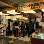 札幌シーフーズ - 外観です