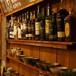 食堂 木洞商店 - お酒のメニューも豊富