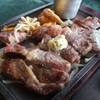 道の駅旭志 旭志村ふれあいセンター ほたるの里 - 料理写真:・えこめ牛 サーロインステーキ