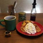 61161844 - フレンチトーストモーニング(コーヒー)