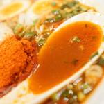 辛いラーメン14 - スープ