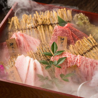 ◆美味五種◆神戸牛の玉手箱♪