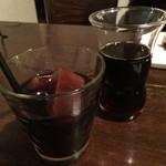 カフェ ド SaRa - アイスコーヒー☆。.:*・゜
