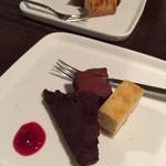 カフェ ド SaRa - 『おまけ』のケーキ☆。.:*・゜