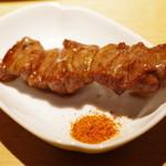 焼鳥今井 - キントア豚頰肉