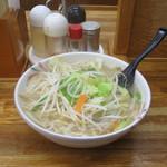 樹 - 料理写真:タンメン(麺固め)