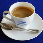 銀座 ポルトファーロ - コーヒー