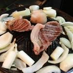 札幌成吉思汗 しろくま - 国産ラム肉