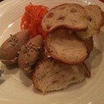 神楽坂ルバイヤート - 鶏白レバーのムース