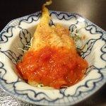 吉膳 - 白身魚のピカタ