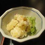 吉膳 - さつまいものサラダ