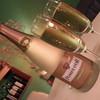 Osteria Bar jino jino - ドリンク写真:ポンパドール青リンゴ(スパークリングワイン)