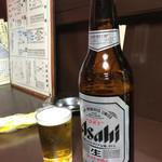 みなと - 瓶ビール650円