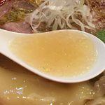 Japanese Soba Noodles 蔦 - スープ