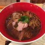 Japanese Soba Noodles 蔦 - 「醤油Soba」1000円