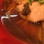 Japanese Soba Noodles 蔦 - トリュフ香るトリプルスープ