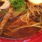 Japanese Soba Noodles 蔦 - 無化調スープと自家製麺