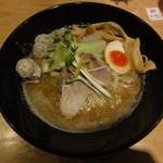 らーめん 煮干し裕次郎 Lab - 鶏煮干しらーめん(醤油)