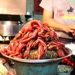 阿江炒鱔魚 - 料理写真: