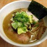 麺や 福一 - 新春特製鶏白湯ラーメン!