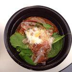 バンビーナ イタリアン酒場食堂 - 銘柄豚 はもんみなかみとルッコラのトマトパスタジンジャー風味