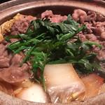 海月 - 牛鍋