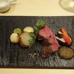 Masahiro - 常陸牛ランプステーキ