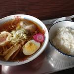 栗山町スキー場 食堂 - 料理写真: