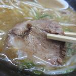 麺屋 玄 - 炙りチャーシュー