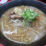 麺屋 玄 - 味噌ラーメン700円