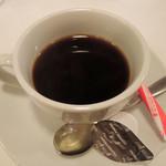 カノコカフェ - ボキらが注文したのは、ブレンド珈琲 500円。