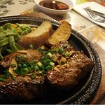 焼肉とステーキの店 ノースヒル 茨戸ガーデン -