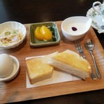 カントリーカフェ メリメロ - 料理写真: