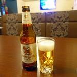 タイレストラン シーファー - シンハービール