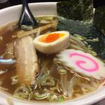麺や 栄龍 - 元祖下町ラーメン650円