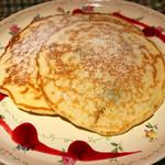 ファウスト - ブルーベリーパンケーキ