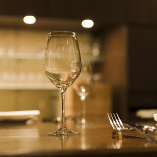 食事とあわせて楽しむワイン