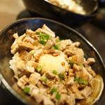 らー麺 とぐち - チャー丼