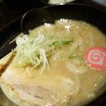 らー麺 とぐち - しょうゆ + チャー丼