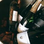 塊肉ステーキ&ワイン Gravy'sFactory - ボトルワイン