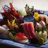 SAKANA CUISINE RYO - 料理写真:特選おまかせ刺身盛り合わせ