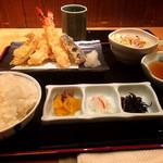 米祥 - 天ぷら定食