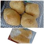 61189863 - ◆お稲荷さん(648円)・・揚げは甘く煮こまれ、関西風の「稲荷」で好み。