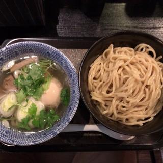 みどり - 料理写真:塩つけ麺 中盛800円