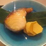 柚多香 - 7.鰆の焼、密かにかなり好き。